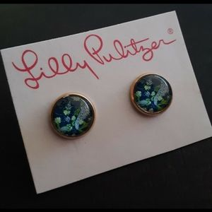 New! Lilly Pulitzer Studs!